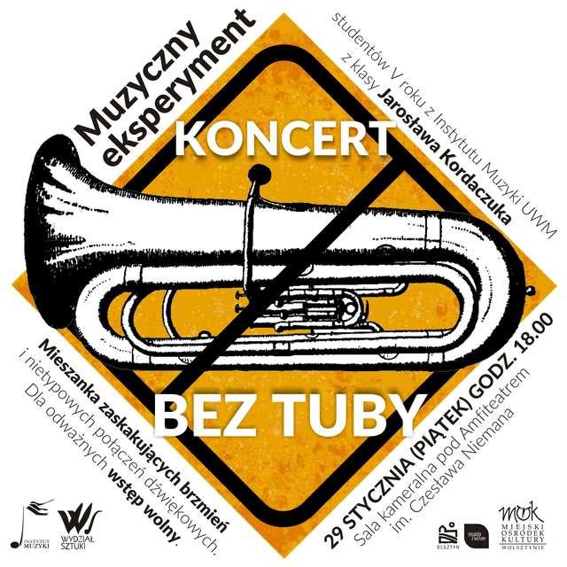 Koncert BEZ TUBY - full image