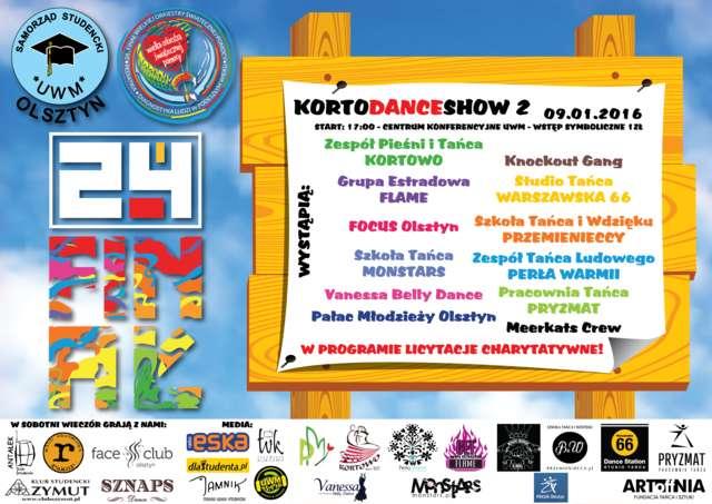 Finał WOŚP: Weź udział w Korto-Dance-Show 2 - full image