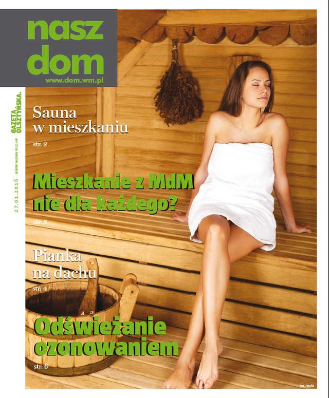 Nasz Dom - pobierz wydanie ze stycznia 2016