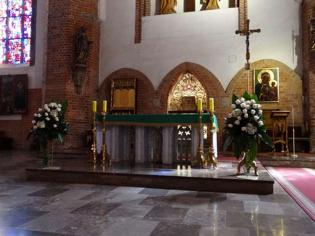 Sanktuarium Krzyża Świętego – katedra św. Mikołaja w Elblągu [zdjęcia] - full image