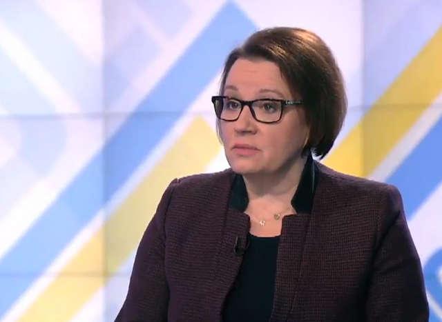 Anna Zalewska, minister edukacji narodowej - full image