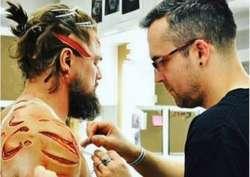 Tak wyglądały przygotowania do walki DiCaprio z niedźwiedziem