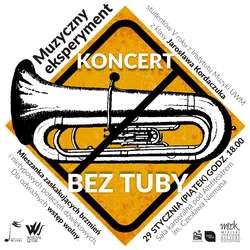 Koncert BEZ TUBY