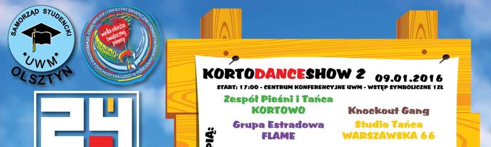 Finał WOŚP: Weź udział w Korto-Dance-Show 2