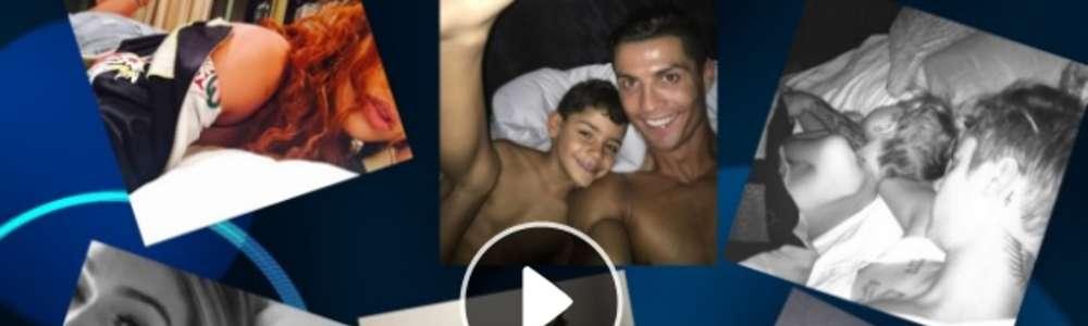 Łóżkowe selfie celebrytów podbijają internet