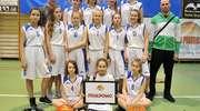 Koszykarki Dwójki Działdowo wywalczyły brązowy medal