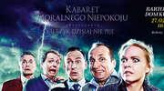 Kabaret Moralnego Niepokoju wystąpi w Bartoszycach