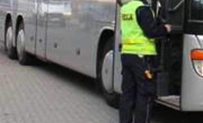Zadzwoń - Policja sprawdzi autokar
