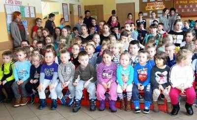 Szkolny Konkurs Kolęd i Pastorałek w Perłach