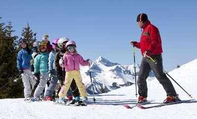 By jazda na nartach dawała przyjemność