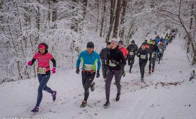 CITY TRAIL Olsztyn: Pierwsze zimowe zawody za nami