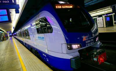Pojedziemy szybciej do stolicy. Za ponad pół miliarda przebudują linię kolejową
