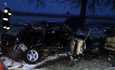 Dwóch młodych płońszczan zginęło w wypadku