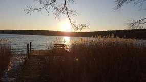 Pojezierze Iławskie: Trupel - urocze jezioro o nieciekawej nazwie