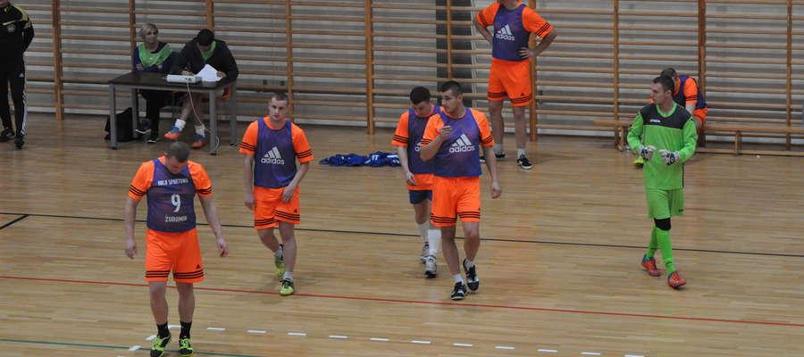 SKP Czajkowski Team jest na trzecim miejscu w lidze fot .mo Darbud to dziewiąta ekipa ligi
