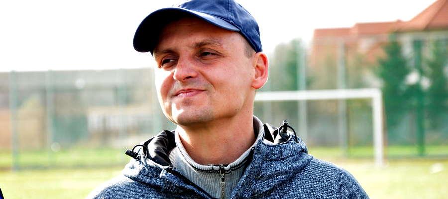 Wojciech Błaszkiewicz - trener