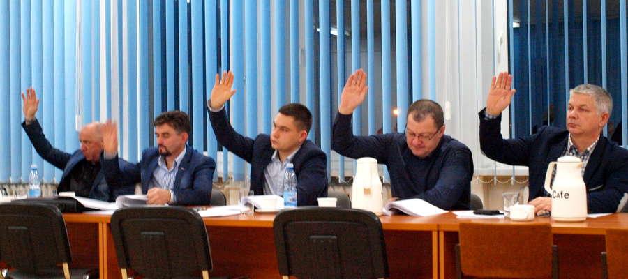 Radni jednogłośnie przyjęli budżet na 2016 rok