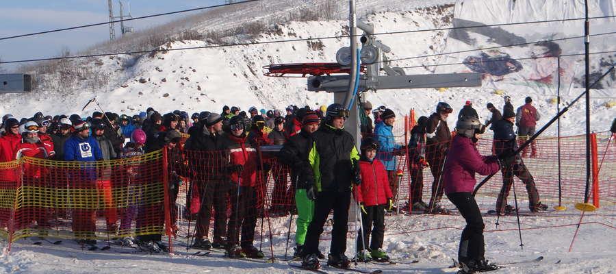 Na nartach po Warmii i Mazurach