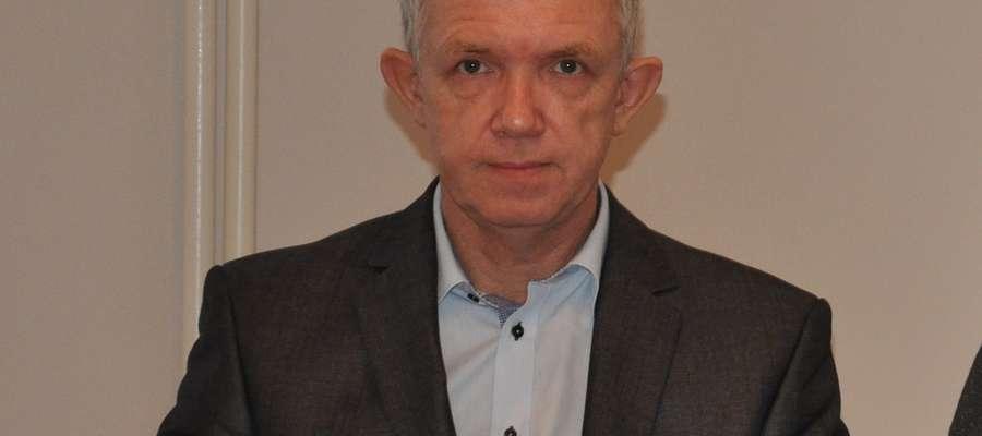 dr Adam Zięba