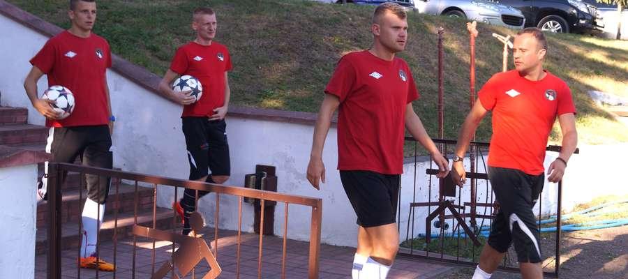 Michał Mościński (drugi z prawej) ma szansę na kolejną wygraną w plebiscycie Gazety Olsztyńskiej. Głosujmy!