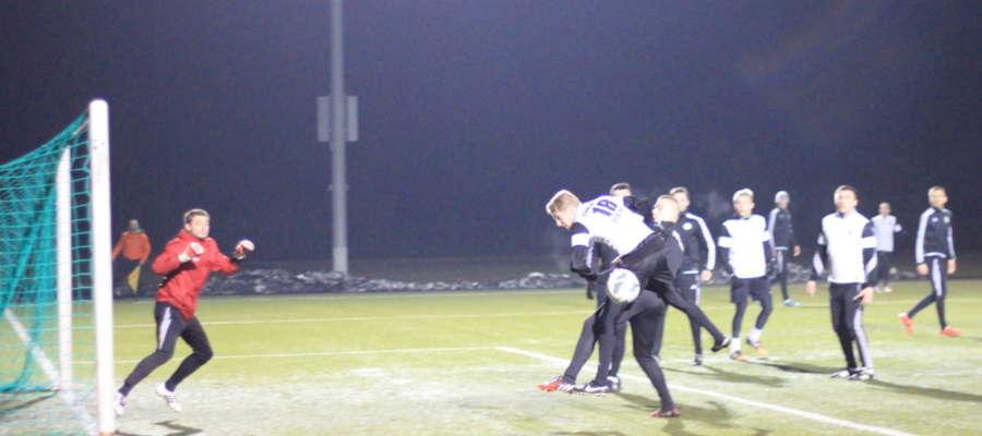 W Elblągu piłkarze Concordii pokonali Pomezanię 2:0