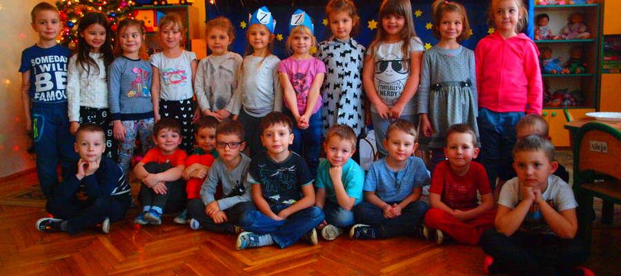 Pięciolatki z Przedszkola nr 1 w Żurominie