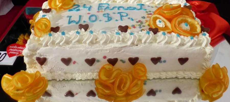 Ten tort wart wylicytował wicestarosta Lech Brzozowski