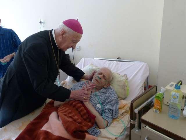 XXIV Światowy Dzień Chorego w Samodzielnym Publicznym Zespole Gruźlicy i Chorób Płuc w Olsztynie - full image