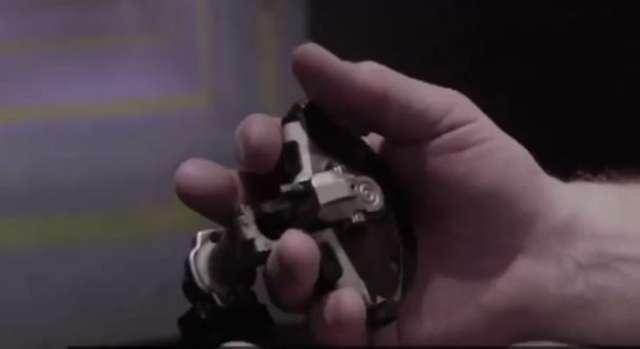 Pierwsza na świecie broń dla niepełnosprawnych - full image