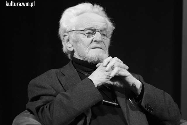 Nie żyje Bohdan Głuszczak, olsztyński aktor i reżyser - full image