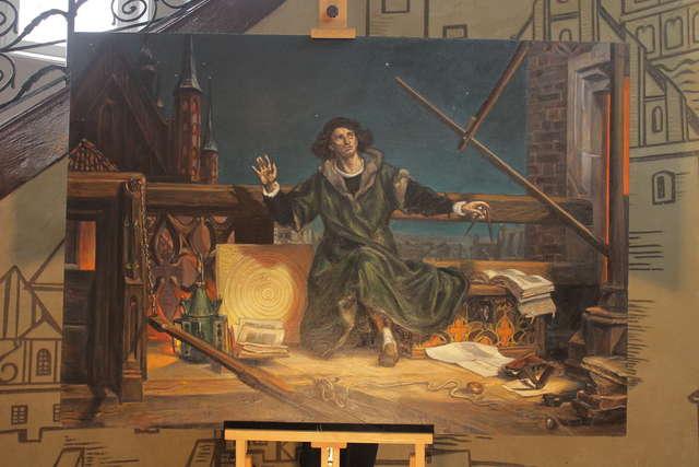 Co wiesz o Mikołaju Koperniku?  - full image