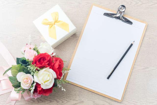 Kalendarz ślubnych przygotowań - full image
