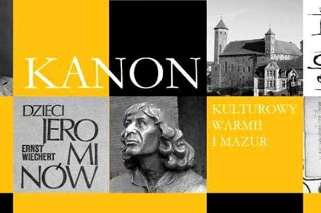 Zdecyduj, co ma być w kanonie kulturowym Warmii i Mazur! - full image