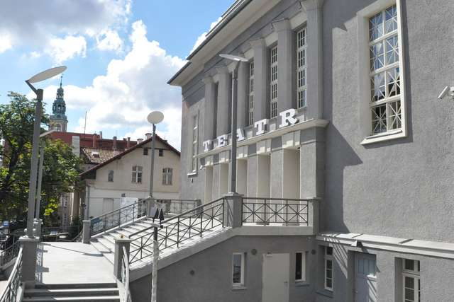 Gwiazdy scenicznych desek na 25. Olsztyńskich Spotkaniach Teatralnych - full image