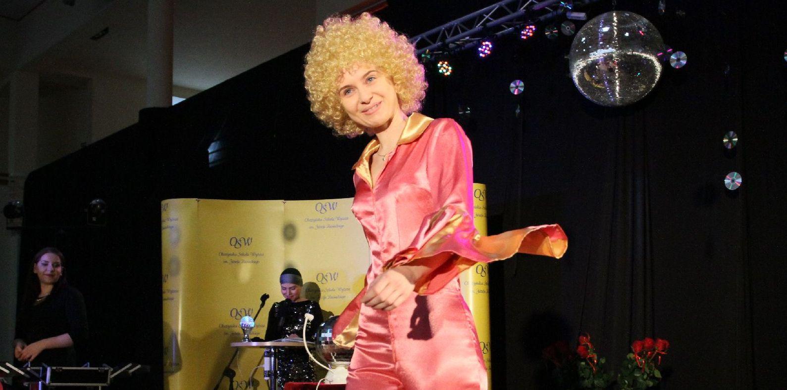 Królowa disco w Olsztynie