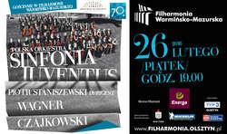 Polska Orkiestra Sinfonia Iuventus – gościnnie w Filharmonii Warmińsko-Mazurskiej