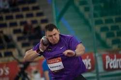 W Łodzi Konrad Bukowiecki (na zdjęciu) drugi raz w karierze pokonał Tomasza Majewskiego.
