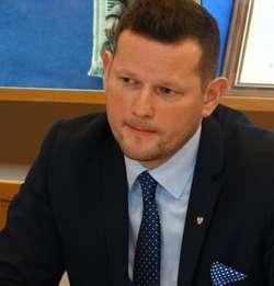 Łukasz Piśkiewicz, obecny prezes EPEC