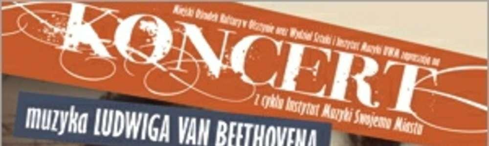 Poniedziałek z muzyką Ludwiga van Beethovena