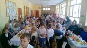 Wyjątkowe spotkanie w SP w Błudowie