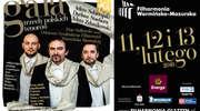 Trzy Gale trzech polskich tenorów w Filharmonii Warmińsko - Mazurskiej