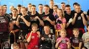UKS Fight Club Mrągowo na zgrupowaniu Kadry Polski PFKB w Zakopanem
