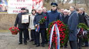 Choć popiersie jest zdemontowane, Rosjanie upamiętnili rocznicę śmierci kata wileńskiej AK