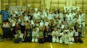 Zimowa Akademia Karate za nami — dzieci dzielnie wspierały swoich rodziców