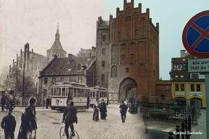 Stary i nowy Olsztyn przenikają się na zdjęciach. Zobacz, jak zmieniło się nasze miasto