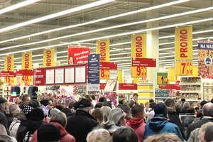 Auchan w Olsztynie otwarty! [FILM]