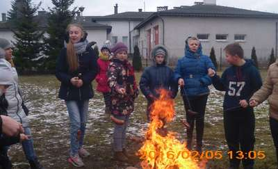 Finał półzimowiska w Janowie