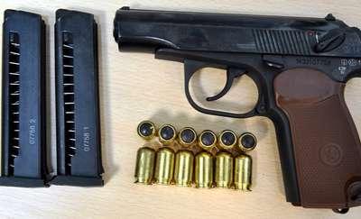 32–letni Rosjanin próbował wwieźć do Polski broń i amunicję