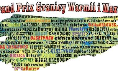 Grand Prix Granicy Warmii i Mazur. Biegaj z nami!