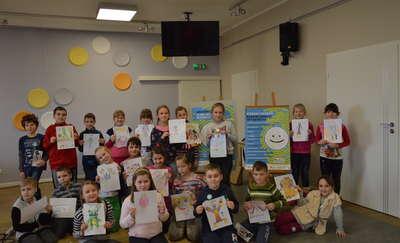 II tydzień ferii zimowych w bibliotece dla dzieci